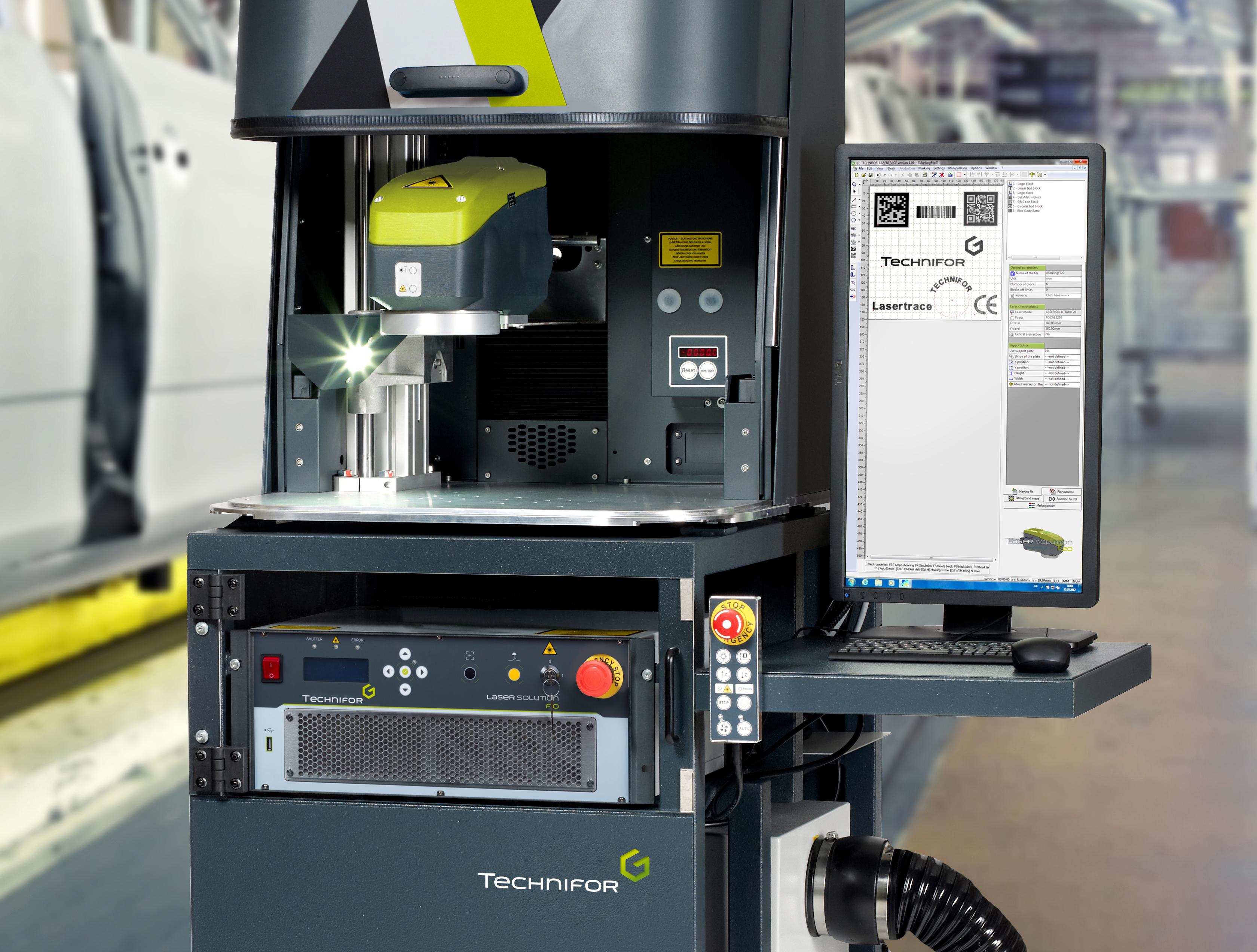 Technifor Fiber Laser Series